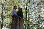 Lapsia Mäki-Matin perhepuistossa, Kuva: Sanna Husu