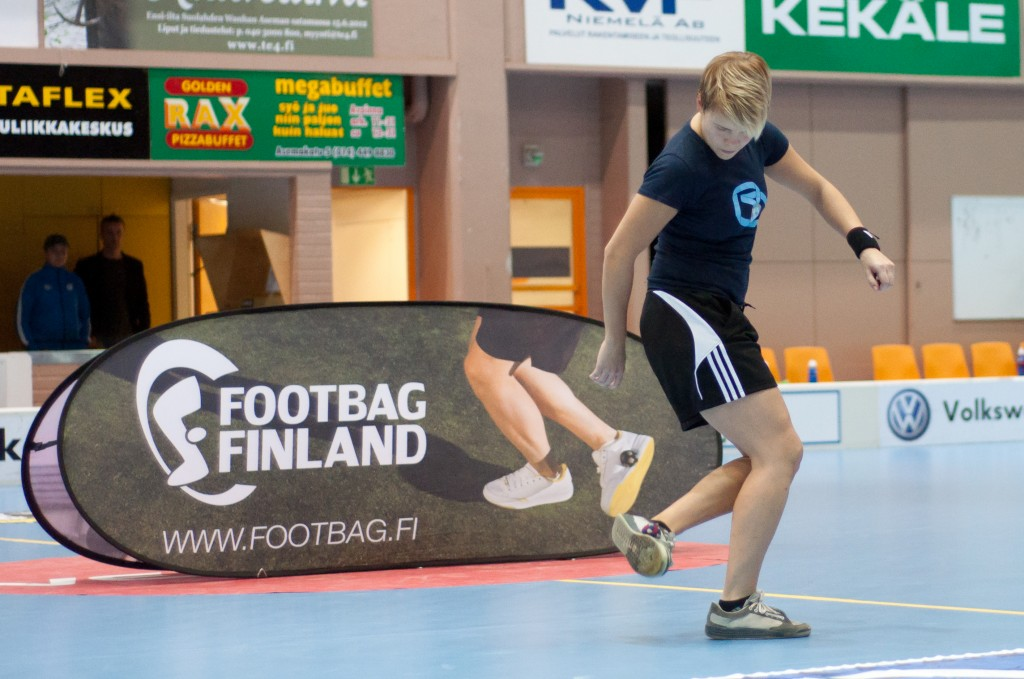 Jyväskylän Footbag-klubin lajiesittely