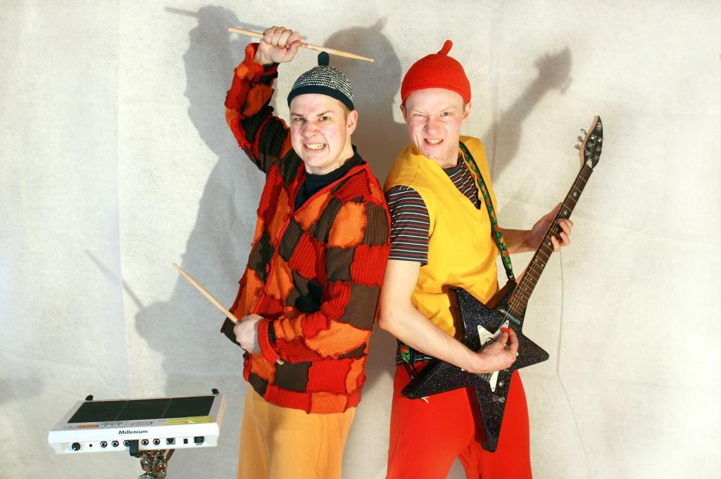 Teatterikone: Max ja Moritz -konsertti