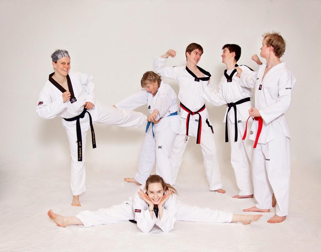 Mukwan Jyväskylä ry: Taekwondo-armeijan kosto